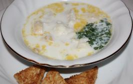 Cullen Skink - Scottish Smoked Haddock and Potato Soup. Photo by Peter J