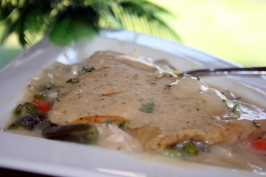 Chicken Pot Pie With Celery Seed Pastry. Photo by **Tinkerbell**