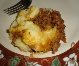 Gordon Ramsay's Shepherd's Pie. Photo by chefRD