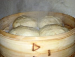 Char Siu Bao (Pork Buns). Photo by Pneuma