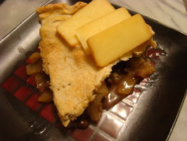 Old Fashioned English Apple Pie With a Kiss and a Squeeze!. Photo by pattikay in L.A.