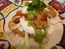 Fish Tacos - Baja Style. Photo by cookiedog
