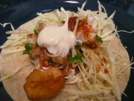 Shrimp Tacos. Photo by cookiedog