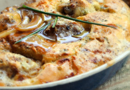 The Best Toad in the Hole. Comfort at Its Best. Photo by f.com let us down
