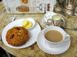 Betty's of York Tea Room Fat Rascals - Fruit Buns/Scones. Photo by Chef #1482781