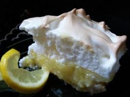 Blue Ribbon Mile High Lemon Meringue Pie. Photo by 2Bleu