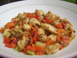 Kung Pao Chicken. Photo by LifeIsGood
