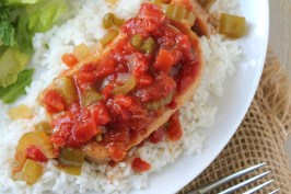 Crock Pot Chops That Will Make You Eat Til You Pop!. Photo by Delicious as it Looks