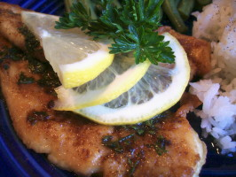 Melt in Your Mouth Lemon Chicken. Photo by Crafty Lady 13