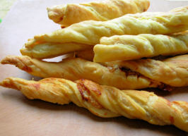 Love It or Hate It - Marmite and Cheese Straws With a Twist!. Photo by French Tart