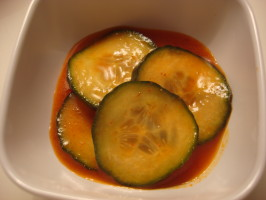 spicy cucumber salad spicy cucumber salad ooi korean cucumber salad ...