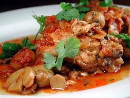 Varna-Style Braised Chicken (Bulgarian Dish). Photo by Chef floWer