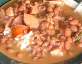 New Orleans Style Red Beans & Rice. Photo by A Good Thing