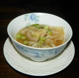 Wonton Soup. Photo by Baby Kato