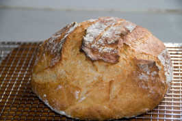 Artisan Boule Bread. Photo by Chef #1533283