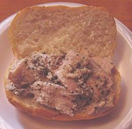PHILLY (Italian Style) Hot Roast Pork Sandwiches. Photo by Karen=^..^=