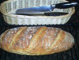 Deli-Style Rye - No Kneading Kneaded!. Photo by Red Apple Guy