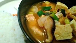 Kimchi Jjigae (Korean Kimchi Soup). Photo by FLKeysJen