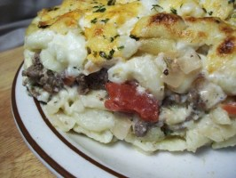 Pastitsio. Photo by 2Bleu