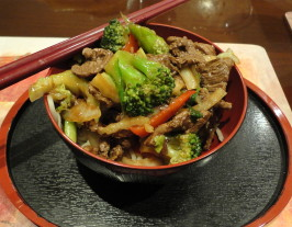 Beef Stir Fry - Asian Style. Photo by JoyfulCook