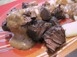 Mom's Chuck Roast - My Favorite!. Photo by Sandi (From CA)