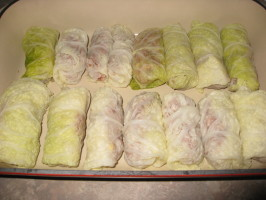 Uncle Bill's Russian Cabbage Rolls. Photo by FrenchBunny