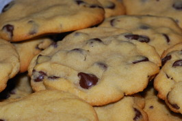 The Best Soft Chocolate Chip Cookies. Photo by Katzen