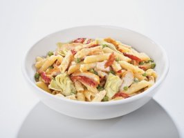 Penne San Remo (Inspired by Buca Di Beppo). Photo by Chef Vince Ang