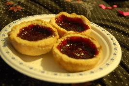 Tantalizing Raspberry Tarts. Photo by Mumma=^..^=