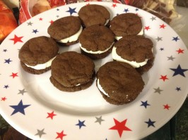 Homemade Oreo Cookies. Photo by Daily Christian