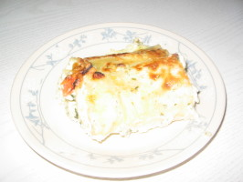 Nikki's Lasagna Rollatini. Photo by Rainey7