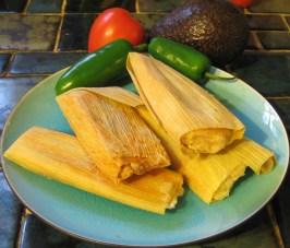 Traditional Tamales. Photo by breezermom