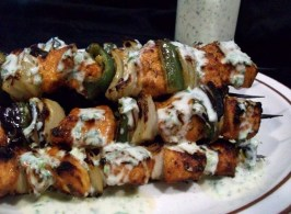 Johnny Jalapeno's Grilled Firesticks. Photo by 2Bleu