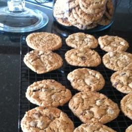 Shredded Wheat Cookies. Photo by Saltygal