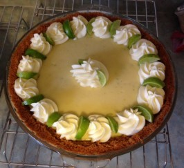 Joe's Stone Crab Key Lime Pie. Photo by Greeny4444