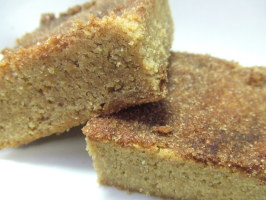 Snickerdoodle Blondies. Photo by Vseward (Chef~V)