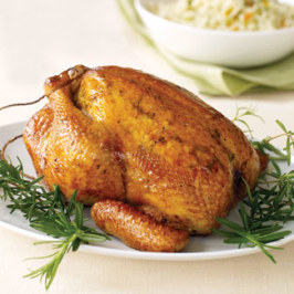 Trini Style Herb Roasted Whole Chicken. Photo by Chef #1360965