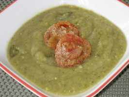 Sarasota's Broccoli, Zucchini and Potato Soup. Photo by FrenchBunny