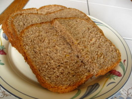 Marmalade Rye Bread  A-B-M. Photo by WiGal