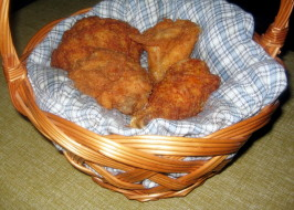 KFC Original Recipe Chicken (Copycat). Photo by The Spice Guru