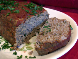 Simple Ranch House Meatloaf. Photo by Derf