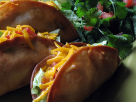 Beef and Potato Tacos. Photo by Cooking Ventures