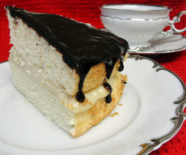 Boston Cream Pie. Photo by diner524