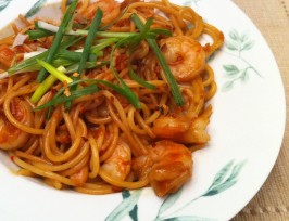 My Thai Sesame Noodles. Photo by Just_Ducky!!