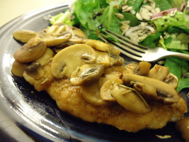 Basic Chicken Breasts W/ 4 Variation Toppers. Photo by LifeIsGood