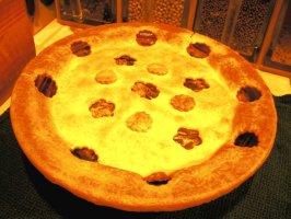 Green Bean Mushroom Pie. Photo by Julesong