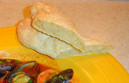 Mini French Bread Loaves (Serves 2). Photo by Sue Lau