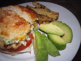 Sarasota's Green Chili Mexican Burger. Photo by Bergy