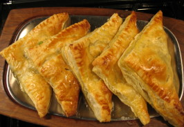 Chicken Pot Pie Turnovers-Yum!. Photo by Chicagoland Chef du Jour