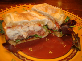 Mediterranean Fish Sandwiches. Photo by Vicki in CT